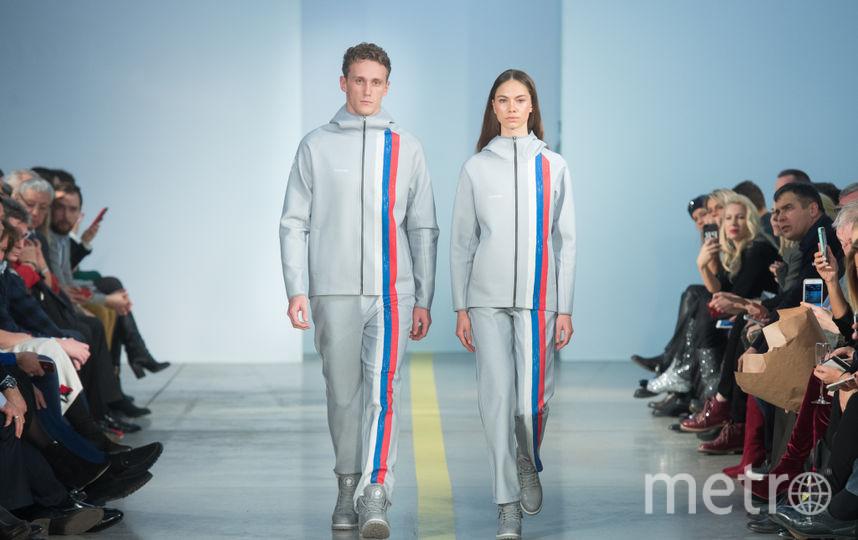 Презентация экипировки Олимпийской команды. Фото zasport.com