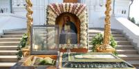 На Дону верующие впервые увидят икону преподобного Серафима Саровского с частицей мощей