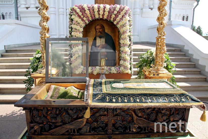 Так выглядят мощи святого Серафима Саровского. Фото sarov.ru