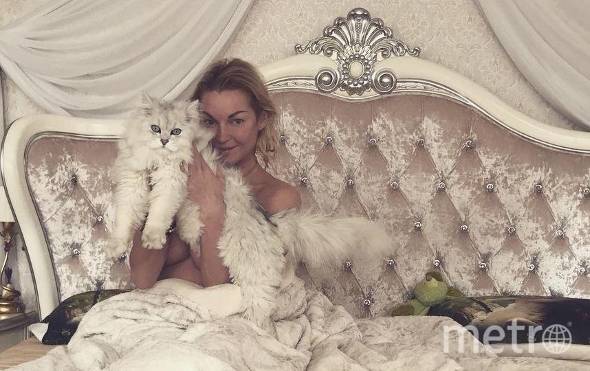 Архив фото Волочковой из соцсети. Фото instagram.com/volochkova_art