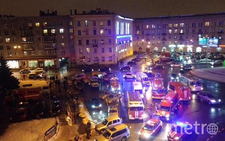 ИзМариинской клиники выписались двое пострадавших при взрыве в«Перекрестке»