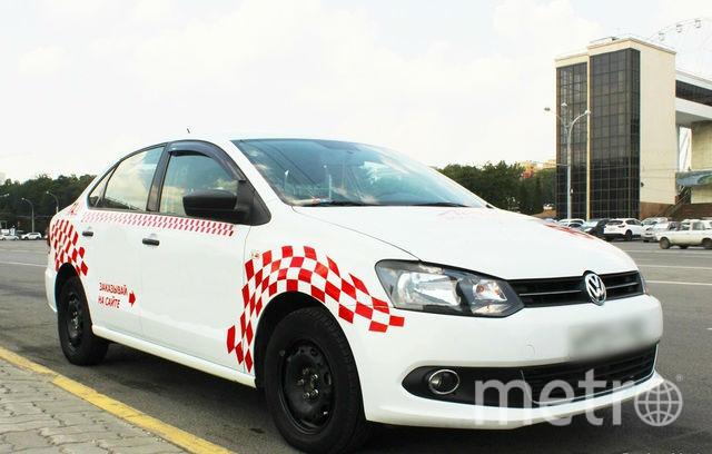 Машины в Ростове могут быть только белого или желтого цвета.