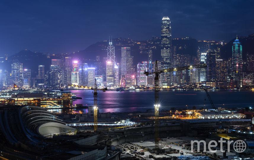 Гонконг. Фото AFP