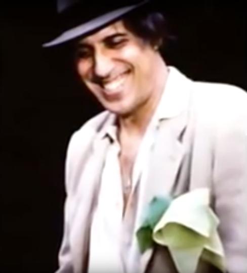 Adriano Celentano – Amore No – 1978. Фото fgbahar, Скриншот Youtube