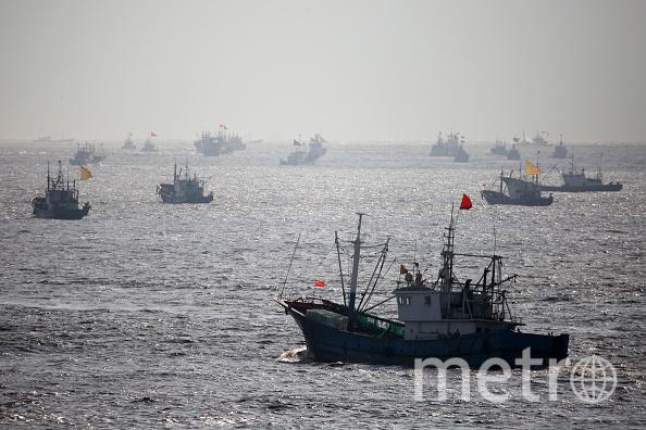 Восточно-Китайское море. Фото Getty