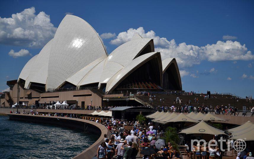 Сидней, Австралия. Фото AFP