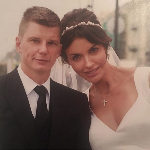 Андрей и Алиса Аршавины. Фото Скриншот Instagram: alisiaarshavina