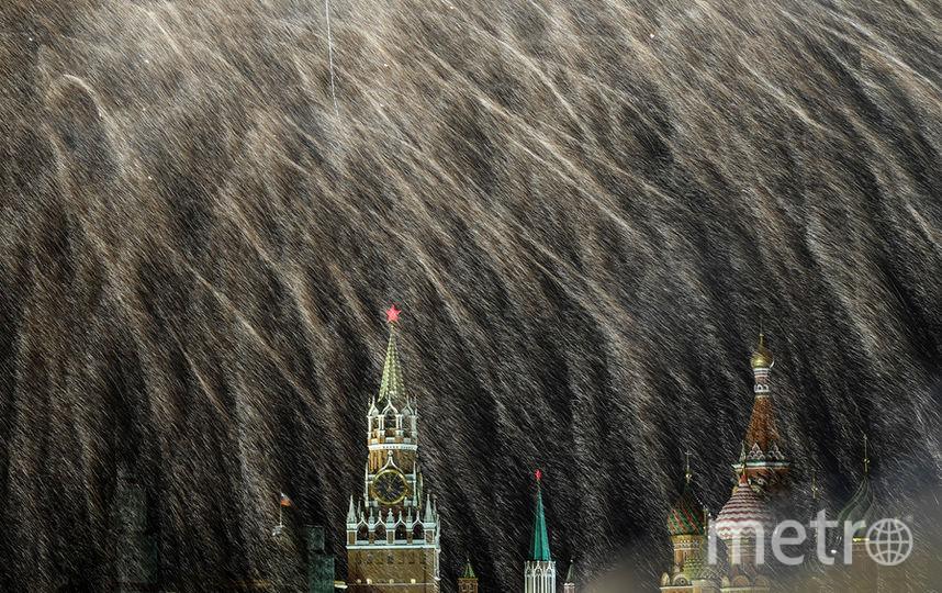 Москва. Фото AFP