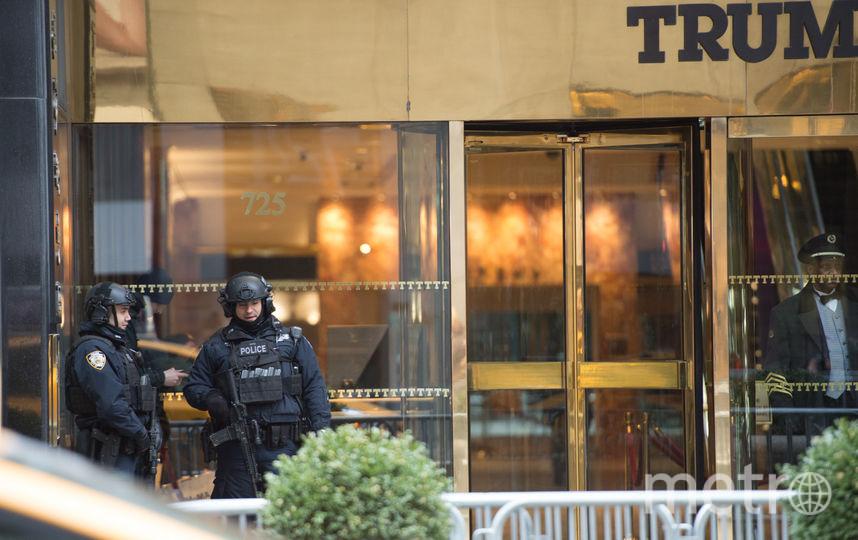 Trump Tower. Фото AFP