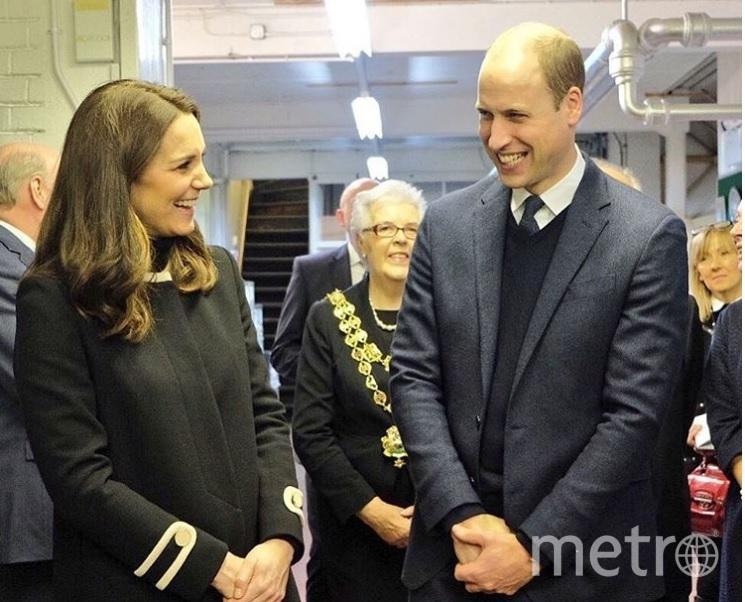 Принц Уильям и герцогиня Кэтрин. Фото instagram.com/kensingtonroyal