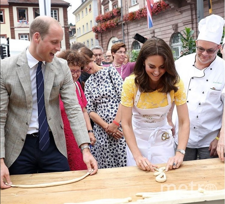 Принц Уильям и герцогиня Кэтрин. Фото instagram.com/kensingtonroyal