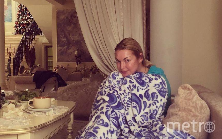 Волочкова любит делиться домашними фото в соцсетях.