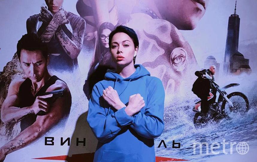 Настасья Самбурская, архив фото. Фото instagram.com/samburskaya
