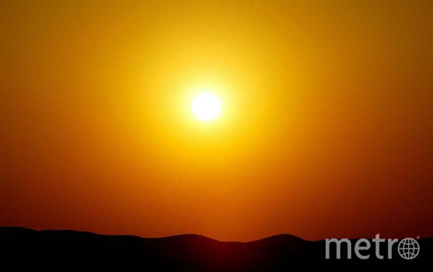Пустыня. Фото Getty