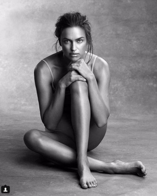 Ирина Шейк. Фото Instagram @irinashayk