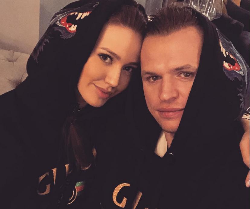 Анастасия Костенко и Дмитрий Тарасов - фотоархив. Фото все - скриншот https://www.instagram.com/tarasov23/