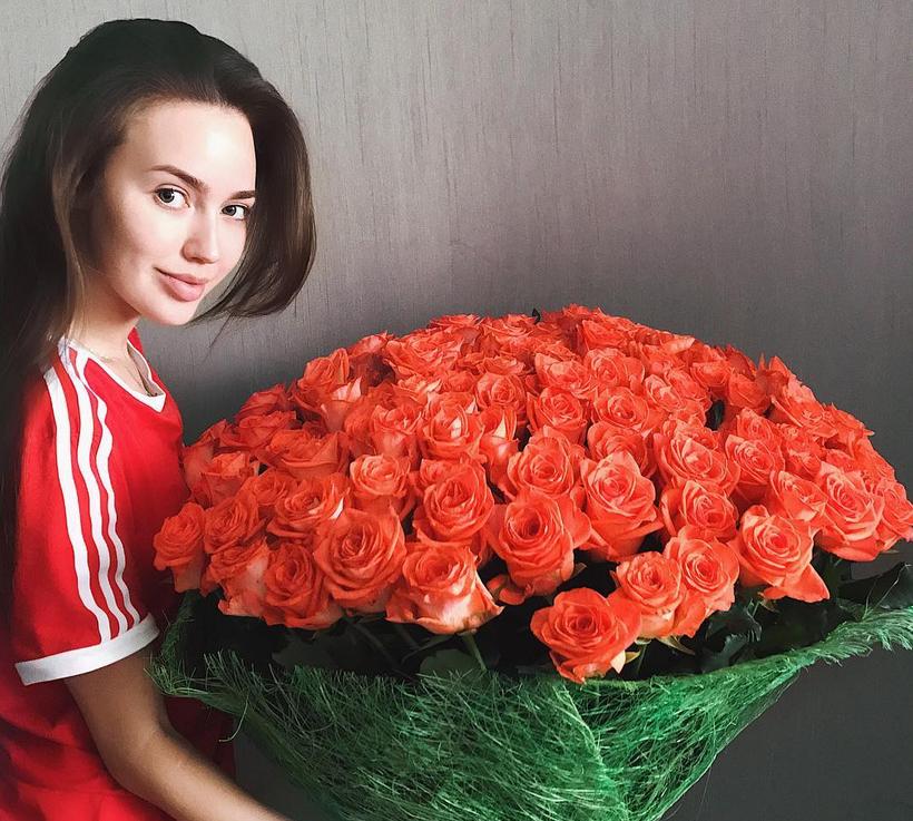 Анастасия Костенко - фотоархив. Фото https://www.instagram.com/kostenko.94/