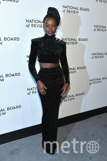 Звезды на National Board of Review Awards Gala. Люпита Нионго. Фото Getty