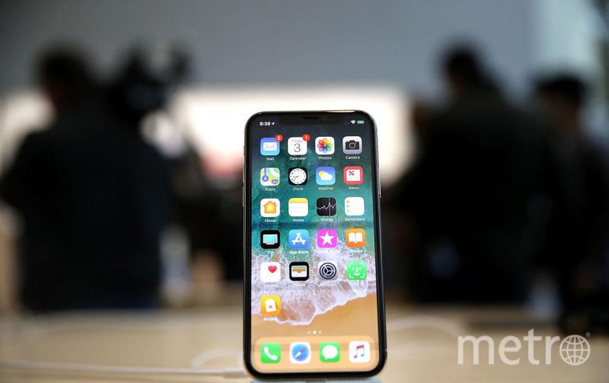 """Британец с легкостью разблокировал iPhone X своей жены, после того как тот """"привык"""" к его лицу. Фото Getty"""