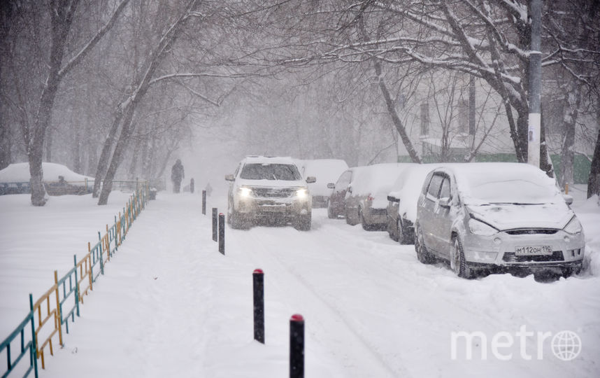 Самая холодная погода ожидается в Якутии – до -57. Фото Василий Кузьмичёнок