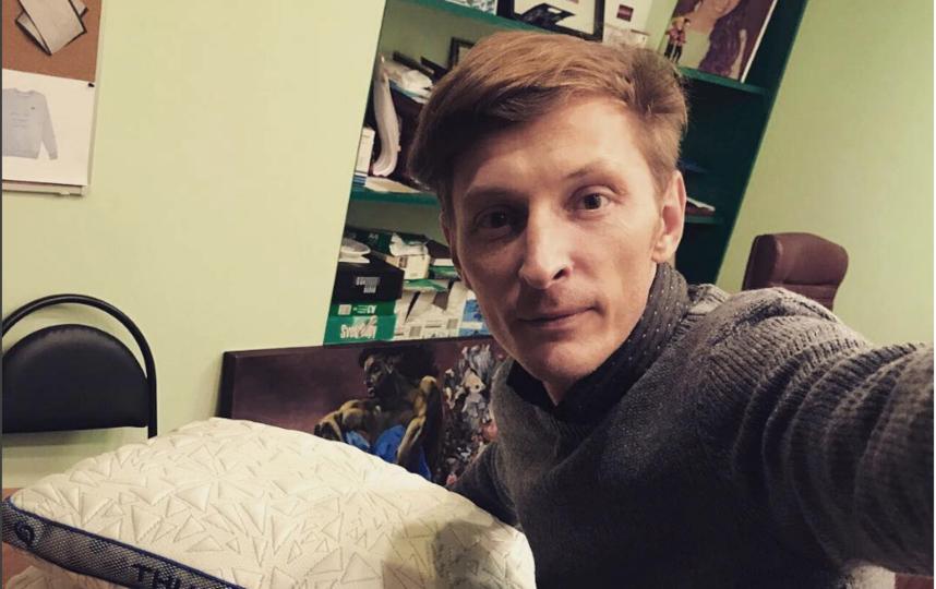 Павел Воля, архив из соцсети. Фото instagram.com/pavelvolyaofficial