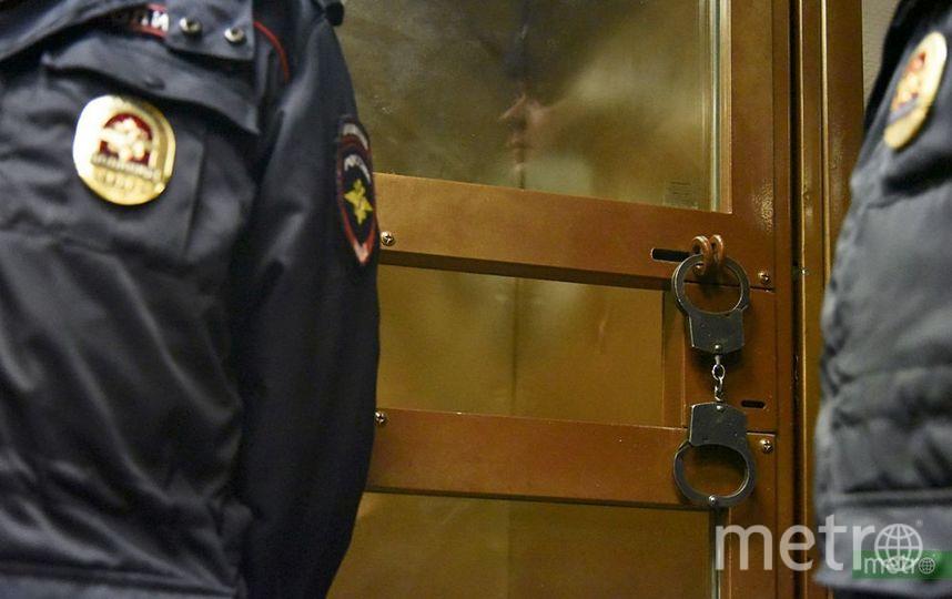 """Участника """"гонок на Gelandewagen"""" арестовали на 10 суток в Москве. Фото Василий Кузьмичёнок"""