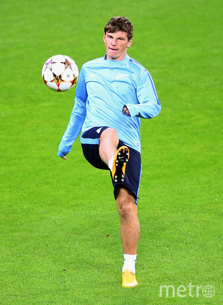 Футболист Андрей Аршавин. Фото Getty