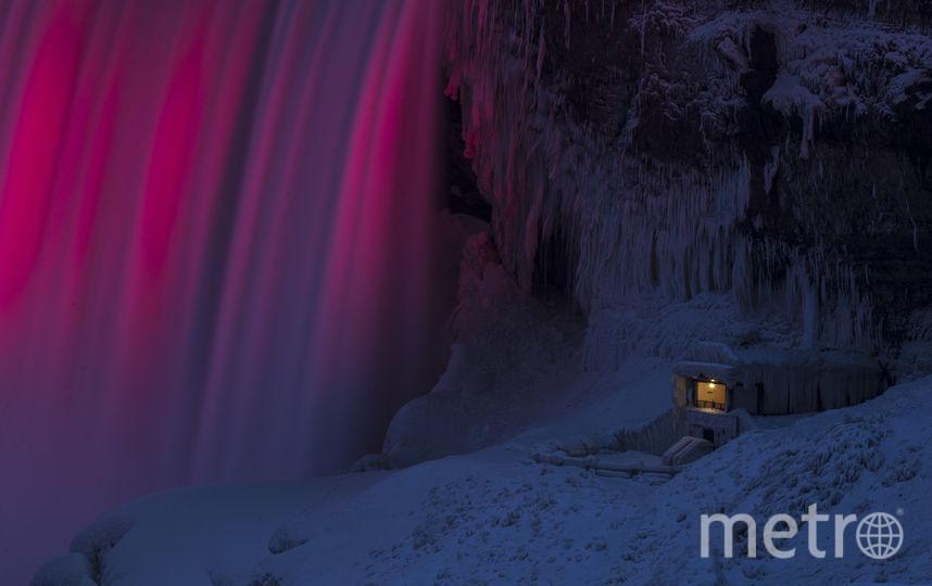 Ниагарский водопад. Фото AFP