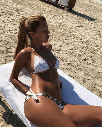 Телезвезда Виктория Боня. Фото Instagram/victoriabonya