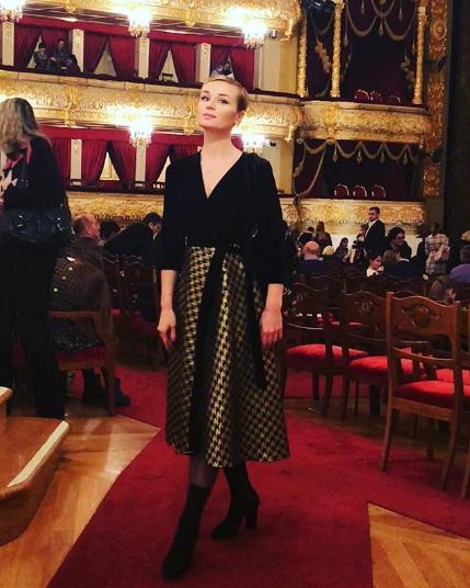 Певица Полина Гагарина. Фото Instagram/gagara1987