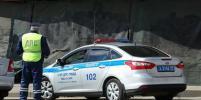 В МВД опровергли сообщение о нападении на полицейского в Москве