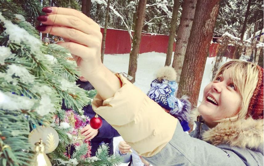 Юлия Меньшова, фото из соцсетей. Фото instagram.com/juliavmenshova