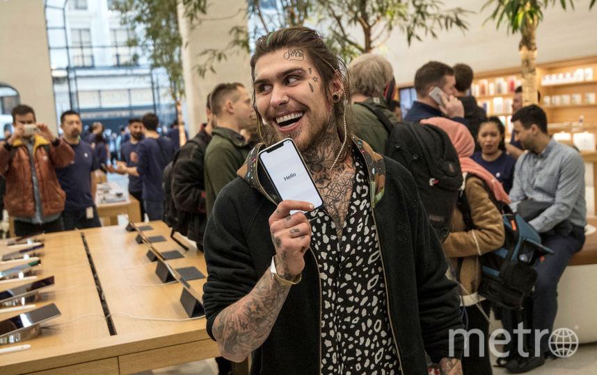 Эпиляция вподарок: юзеры  рассказали, что iPhone Xрвет волосы налице