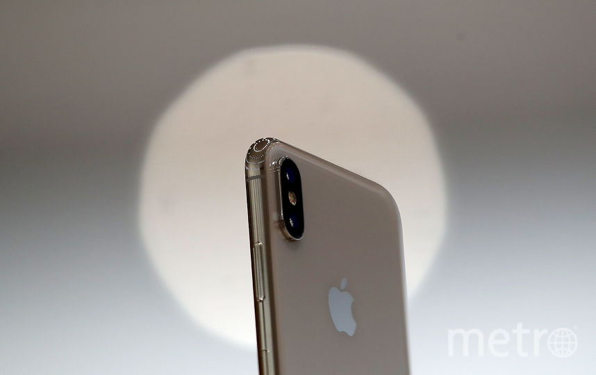 Apple iPhone X. Фото Getty