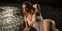 Вратарь женской хоккейной команды Анна Пругова: Расстраиваюсь, когда шайба летит мимо меня