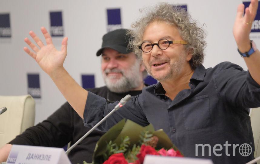 Спектакль «Ла Верита» в Петербурге будут показывать девять дней. Фото Алена Бобрович