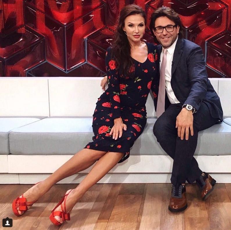 Андрей Малахов и Эвелина Бледанс. Фото Скриншот Instagram: @malakhov007