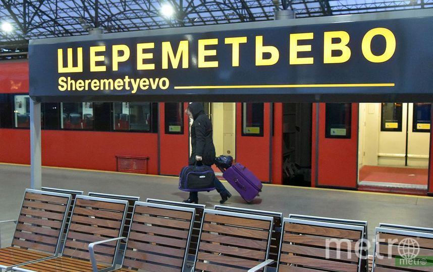 """Аэропорт Шереметьево. Фото Василий Кузьмичёнок, """"Metro"""""""