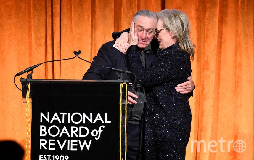 Роберт Де Ниро и Мерил Стрип. Фото Getty