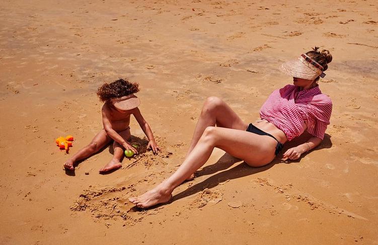 Даутцен Крёз на отдыхе в Бразилии. Фото Скриншот instagram.com/doutzen/