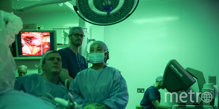 Принц Уильям в Госпитале. Фото Getty