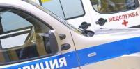 Пешеход сбежал после ночного ДТП с полицейским в Ленобласти