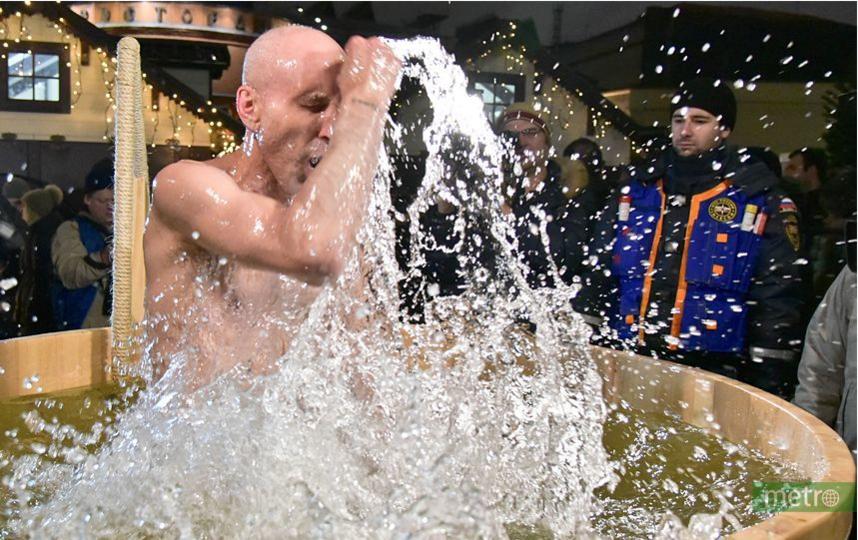 Стало известно, какая погода будет в Москве на Крещение. Фото Василий Кузьмичёнок