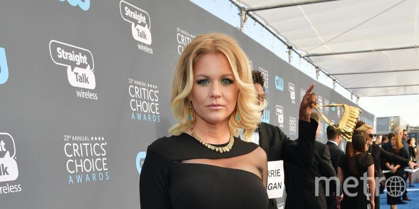Звёзды на Critics' Choice Awards-2018. Кэрри Киган. Фото Getty
