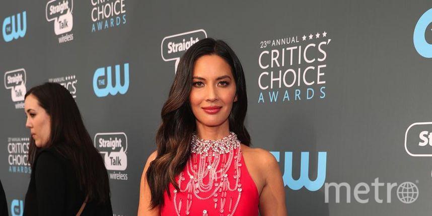 Звёзды на Critics' Choice Awards-2018. Оливия Манн. Фото Getty