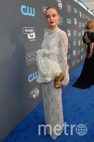 Звёзды на Critics' Choice Awards-2018. Кейт Босуорт. Фото Getty
