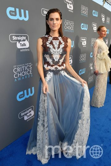 Звёзды на Critics' Choice Awards-2018. Элисон Уильямс. Фото Getty