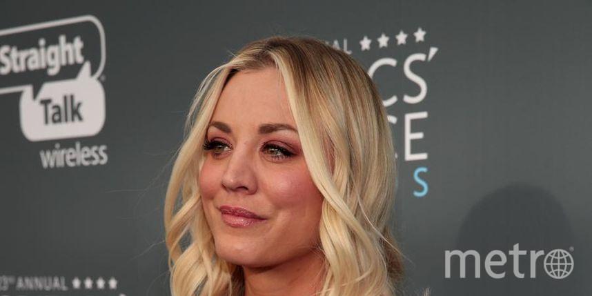 Звёзды на Critics' Choice Awards-2018. Фото Getty