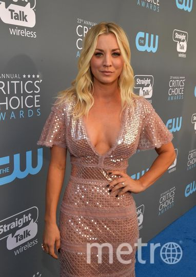 Звёзды на Critics' Choice Awards-2018. Фото Getty