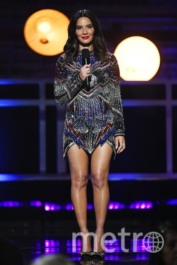Звёзды на Critics' Choice Awards-2018. Оливия Манн меняла наряды. Фото Getty